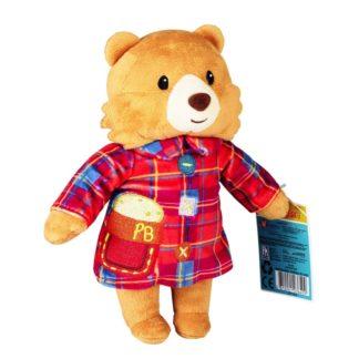 The Adventures of Paddington - Paddington in Pyjamas soft toy   LeVida Toys