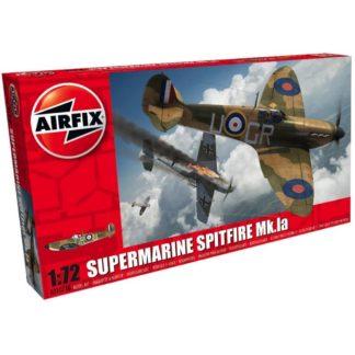 Supermarine Spitfire Mk Ia - Airfix Starter Set | LeVida Toys
