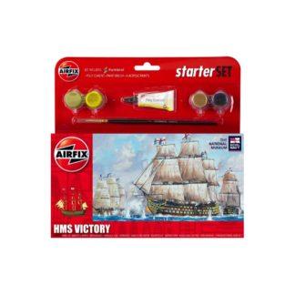 HMS Victory - Airfix Starter Set | LeVida Toys