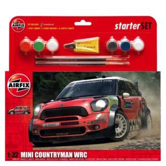 MINI Countryman WRC - Airfix Starter Set | LeVida Toys