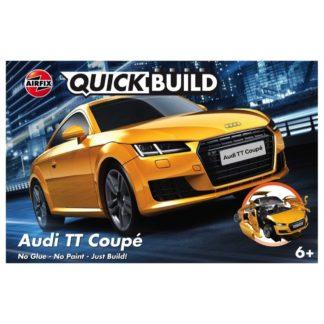 Audi TT Coupe - Airfix Quickbuild Set | LeVida Toys