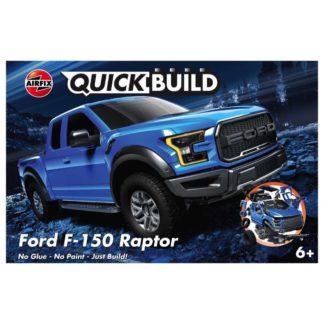 Ford F-150 Raptor - Airfix Quickbuild Set | LeVida Toys