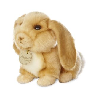Aurora MiYoni Lopped Eared Rabbit soft toy | LeVida Toys