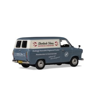 "Corgi Ford Transit Mk1 ""Sherlock Ohms Electrician"" | LeVida Toys"