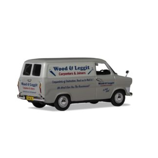 "Corgi Ford Transit Mk1 ""Wood and Leggit Carpenters"" | LeVida Toys"