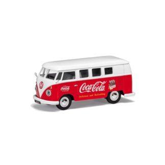Corgi Coca Cola Early 1960's VW Camper | LeVida Toys