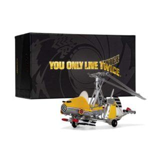 Corgi James Bond Gyrocopter