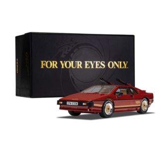 Corgi James Bond Lotus Turbo 'For Your Eyes Only'   LeVida Toys