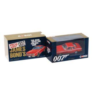 James Bond AMC Hornet 'The Man With The Golden Gun'   LeVida Toys