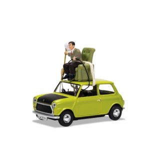 Corgi Mr Bean's Mini 'Do-It-Yourself Mr. Bean'   LeVida Toys