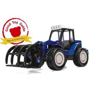 Corgi CHUNKIES Blue Farm Tractor Loader   LeVida Toys