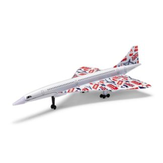 Corgi Best of British Concorde die-cast model | LeVida Toys
