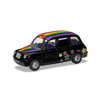 Corgi London Taxi - Rainbow die-cast model | LeVida Toys