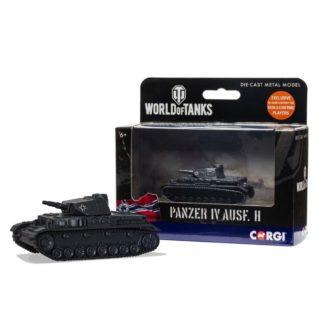 Corgi World of Tanks - Panzer Ausf.D model | LeVida Toys