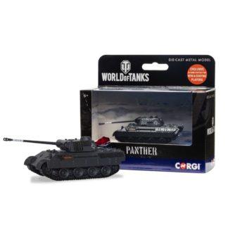 Corgi World of Tanks - Panther Tank model | LeVida Toys