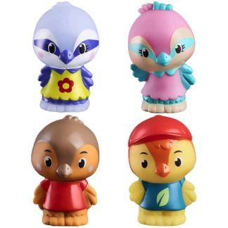 Timber Tots Twitwit Family of four figures | LeVida Toys