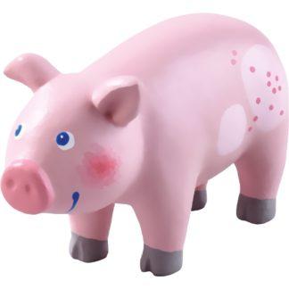 Haba Little Friends - Pig figure (302981) | LeVida Toys