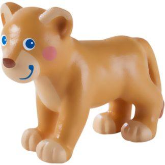 Haba Little Friends - Lion Cub figure   LeVida Toys