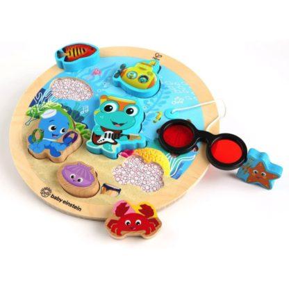 Hape Baby Einstein Submarine Adventure Puzzle   LeVida Toys