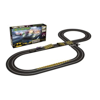 Scalextric Spark Plug - Batman vs Joker Race Set | LeVida Toys