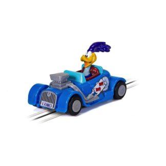 Micro Scalextric - Looney Tunes Road Runner car | LeVida Toys