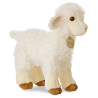 Aurora MiYoni Lamb super soft and fluffy toy | LeVida Toys