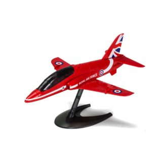 Red Arrows Hawk - Airfix Quickbuild Set | LeVida Toys