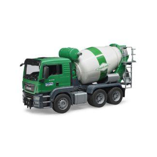 Bruder MAN TGS Cement Mixer Truck (03710) | LeVida Toys