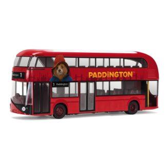 Corgi Paddington Bear New Routemaster Bus | LeVida Toys