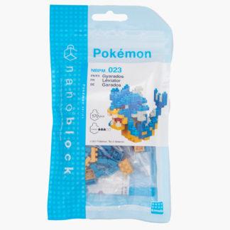 Gyarados - Nanoblock Pokemon (NBPM-023) | LeVida Toys