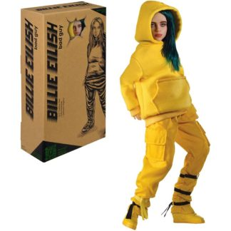 Billie Eilish: Bad Guy figure (26 cm / 10.5 inch) | LeVida Toys