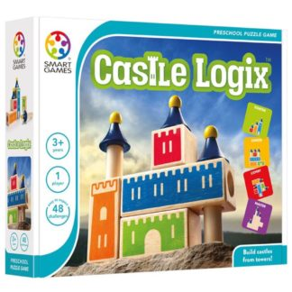 Smart Games Castle Logix compact puzzle game | LeVida Toys
