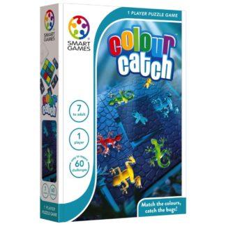 Smart Games Colour Catch compact puzzle game | LeVida Toys