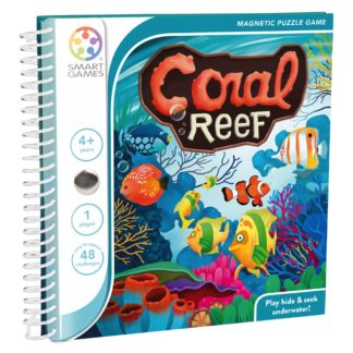 Smart Games Coral Reef magnetic puzzle game | LeVida Toys