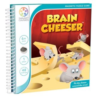 Smart Games Brain Cheeser magnetic puzzle game | LeVida Toys