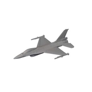 Corgi Flying Aces F-16 Fighting Falcon | LeVida Toys