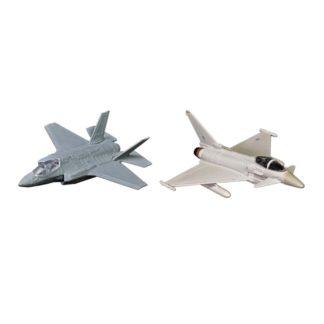 Corgi Defence of the Realm Collection F35 and Typhoon   LeVida Toys