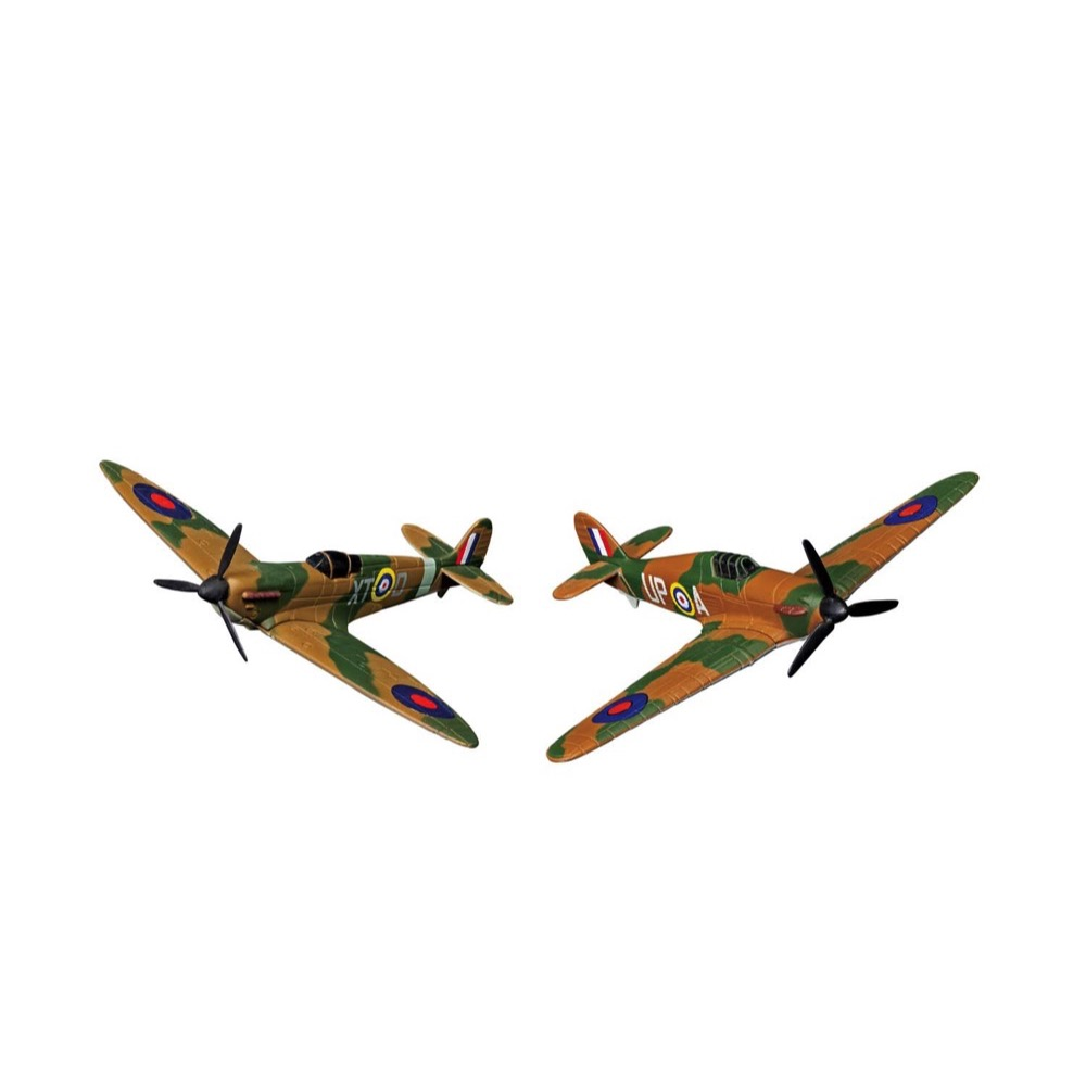 Corgi Battle of Britain Collection Spitfire and Hurricane | LeVida Toys