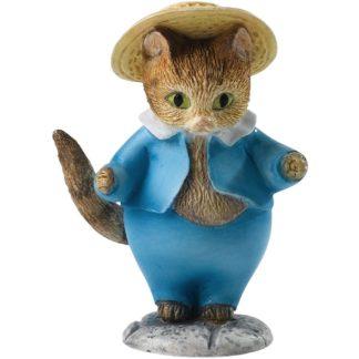 Peter Rabbit: Tom Kitten Mini Figurine | LeVida Toys