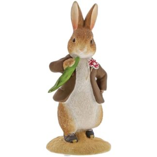 Benjamin Ate A Lettuce Leaf Mini Figurine | LeVida Toys