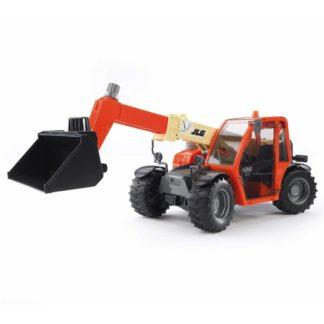 Bruder JLG Telescopic Loader - 02140 | LeVida Toys
