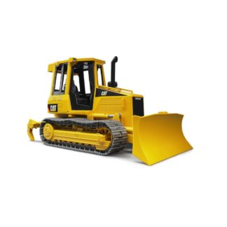 Bruder Caterpillar Bulldozer On Tracks | LeVida Toys