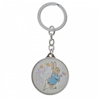 Peter Rabbit Keyring   LeVida Toys