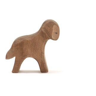 Ostheimer Lamb Brown Standing (11655)   LeVida Toys