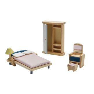 Plan Toys Bedroom Furniture - Orchard Collection | LeVida Toys