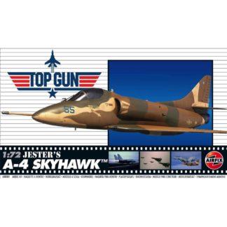 Top Gun Jester's A-4 Skyhawk - Airfix Model Kit | LeVida Toys