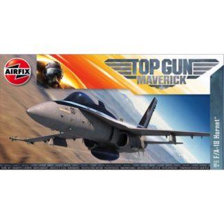 Top Gun F-18 Hornet - Airfix Model Kit | LeVida Toys
