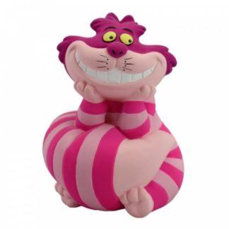 Cheshire Cat Leaning On His Tail Mini Figurine | LeVida Toys