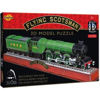 Flying Scotsman Build-It 3D Puzzle | LeVida Toys