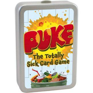Puke: The Totally Sick Card Game | LeVida Toys